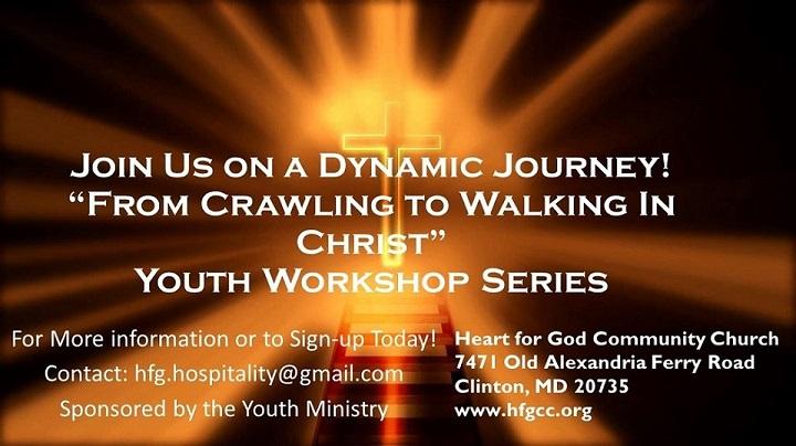 Dynamic Workshop Series